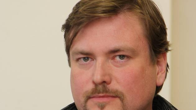 Vít Pavlík bude novým starostou Volar.