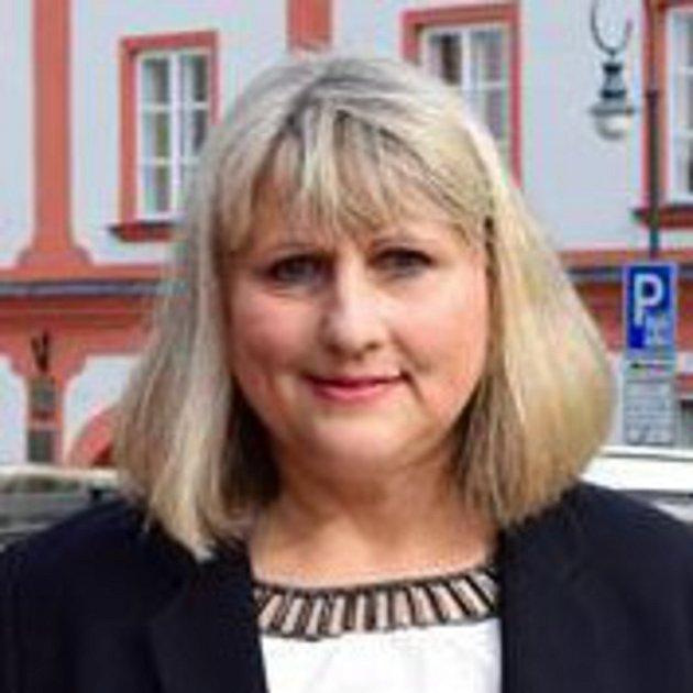 Jaroslava Martanová, 56let, Starostové a Nezávisllí
