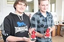 Vimperští studenti zvažují v soutěži formulí odvolání.
