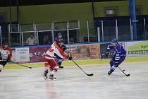 Hokejová příprava: HC Vimperk - HC Strakonice 4:1.