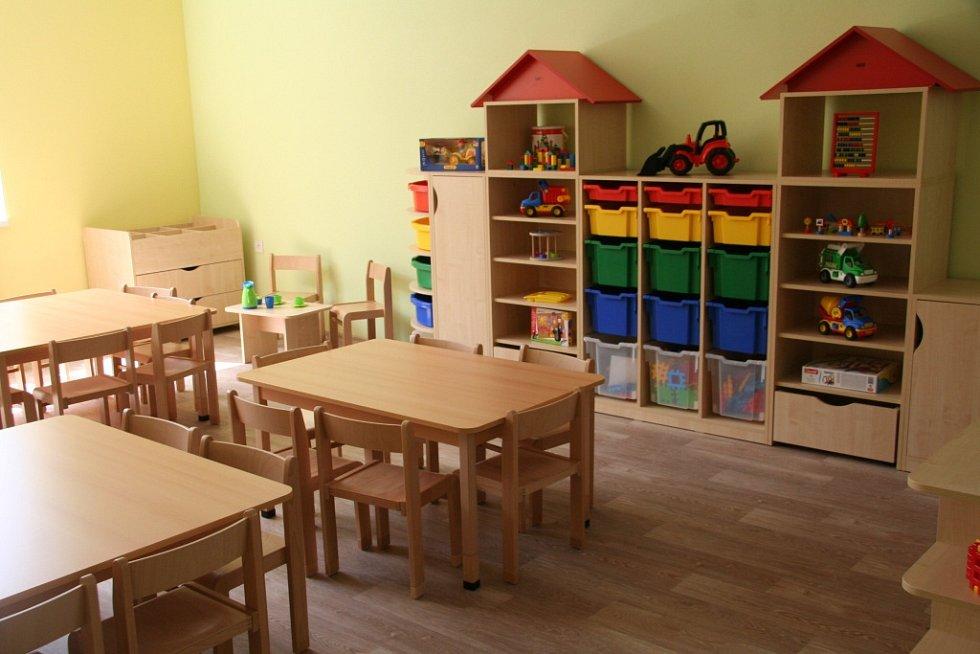 Otevření Mateřské školky U Nemocnice v Prachaticích.