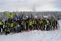 Sportovci z Vimperka a Grafenau se scházeli v rámci přeshraniční spolupráce.