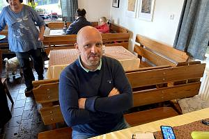Ředitel lyžařského areálu Zadov Luděk Sáska.