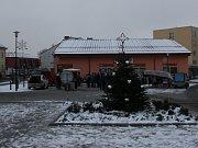 Volarští si užívali Vánoční trhy.