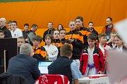 Karatistům Tsunami Prachatice se na Národním poháru zadařilo.