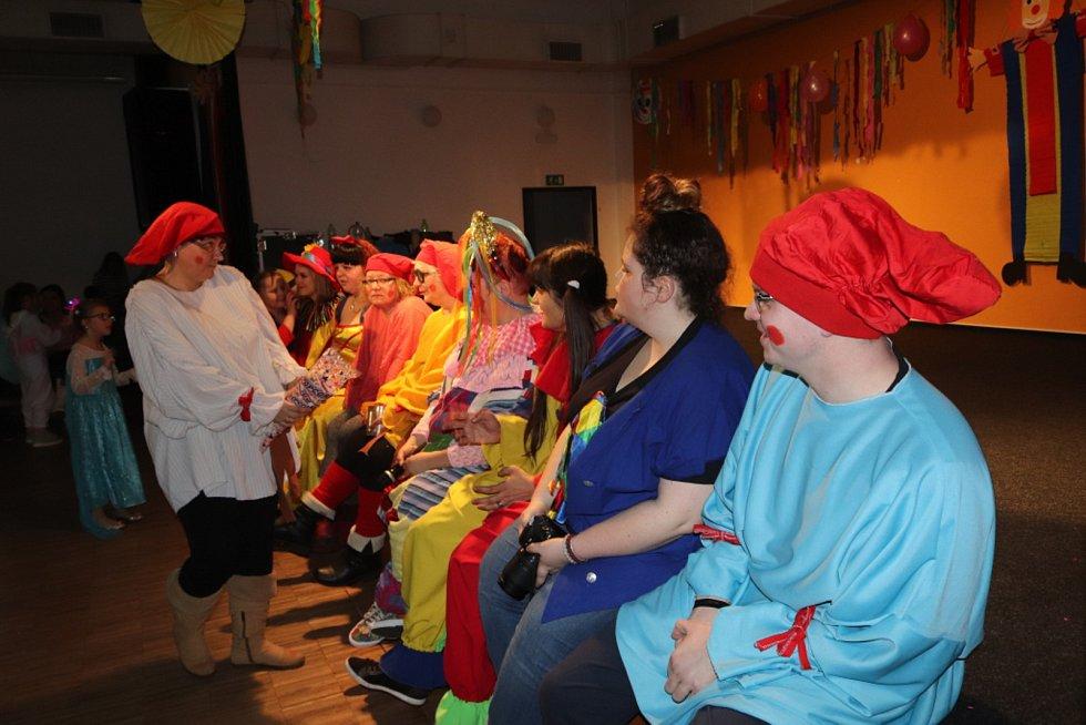 Volarští si užili na karnevalu.