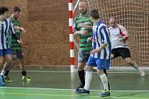 Sálovkáři měli na programu čtvrté utkání Futsal cupu.