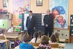 První den školy v ZŠ Netolice