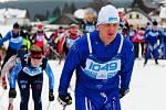 O víkendu se v okolí Kvildy jede 32. ročník Šumavského Skimaratonu.