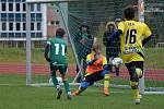 KP mladší žáci: Prachatice - Vimperk 7:0. Foto: Zdeněk Formánek