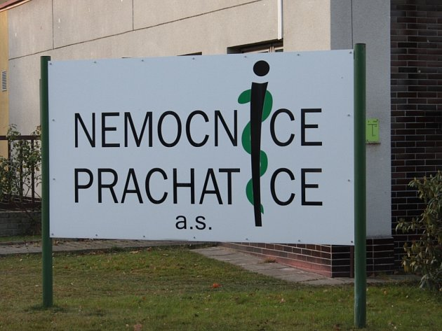 Nemocnice Prachatice.