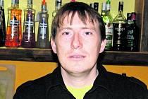 Oblíbený drink pro vás připravil Jaroslav Šimek z Prachatic