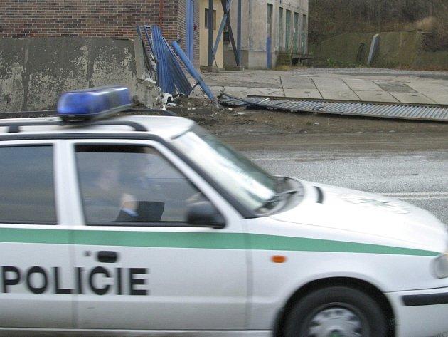 Policisté pachatele krádeží nafty dopadli. Způsobil škodu za 40 748 korun. Ilustrační foto.