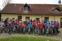 Prachatickým bikerům se sezona vydařila.