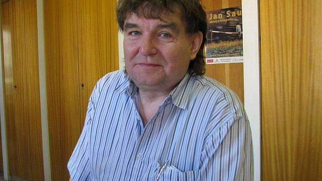 Spisovatel Ondřej Fibich