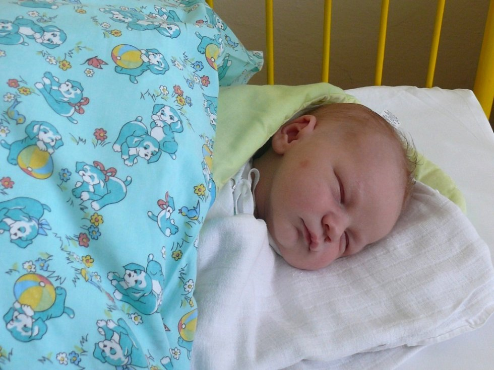 Matyáš Předota se narodil v prachatické porodnici v sobotu 26. ledna v 15.05 hodin rodičům Janě a Jindřichovi. Vážil 3850 gramů a měřil 52 centimetrů. Malý Matyáš bude vyrůstat v Husinci.