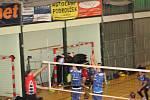 Volejbalový krajský přebor: Netolice - Křemže 3:0.