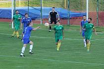 Fotbalový KP: Tatran Prachatice - Sokol Sezimovo Ústí 4:3 (2:3).