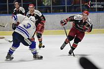 Dohrávka KL hokejistů: HC Vimperk - Pelhřimov 2:5.
