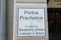 Prachatice, Portus. Ilustrační foto
