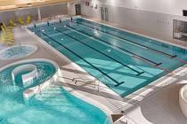 Plavecký bazén Sušice.