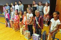 V pátek 30. června si žáci došli pro dlouho očekávané vysvědčení.