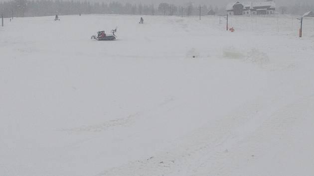 Kvilda i Zadov zahajují novou lyžařskou sezonu.