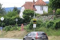 Nový radar před školou ve Vodňanské ulici už je připraven. Měření v Prachaticích začne od července.