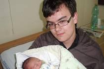 Jan Pícha se v prachatické porodnici narodil 10. června v 09.40 hodin. Chlapeček vážil 3100 gramů a měřil 50 centimetrů. Rodiče Ladislav a Lenka Píchovi jsou ze Zdenic. S malým bratříčkem se nechal vyfotografovat patnáctiletý Ladislav.