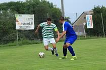 Filip Zitta je fotbalovým kanonýrem víkendu na Prachaticku.