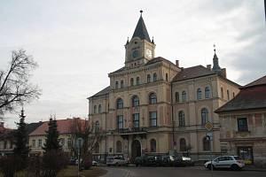 Budova Městského úřadu Netolice