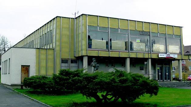 Netolický kulturní dům.