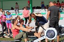 Pojď si vybrat, co tě baví na sportovištích Sportovního zařízení Prachatice. Ilustrační foto