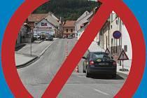 Jánská ulice v Prachaticích bude o víkendu zcela uzavřena. Z důvodu pokládky asfaltu se řidiči budou muset dostat nejen z centra, ale také do centra Hradební ulicí. Ta bude po dobu uzavírky obousměrná.