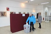 Volba prezidenta v sobotu ve Volarech.