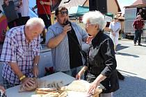 Slavnosti chleba v Lenoře 29. července 2017.