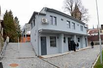 Rekonstruované kino v Klatovech.