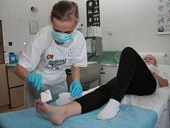 Soutěž Jihočeská sestřička je určený studentkám a studentům zdravotnických škol v Jihočeském kraji.