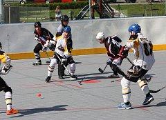 První semifinále Horalové prohráli 2:4.