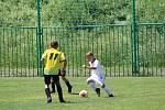 Mladí fotbalisté si zahráli zajímavý turnaj v Lažištích.
