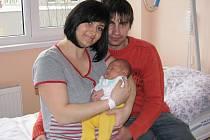 Jiří Špiroch se v prachatické porodnici narodil 13. února 2012 patnáct minut po třetí hodině odpolední. Chlapeček vážil 3550 gramů a měřil rovných padesát centimetrů. Rodiče Věra Rejšková a Jiří Špiroch jsou z Prachatic.