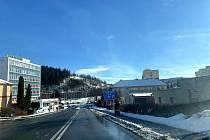 Opravy ulic ve Vimperku budou pokračovat i letos.