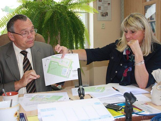 Novou podobu by mohlo letní koupaliště ve Vimperku získat postupně. Podle starosty Bohumila Petráška je celková rekonstrukce rozdělena do pěti etap.