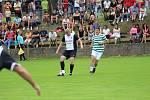 SK Vacov - Real Top Praha 5:8 (4:4).
