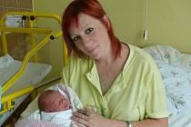 Vítek Ulík se v prachatické porodnici narodil ve středu 22. října v 5.30 hodin. Při narození vážil 3670 gramů. Rodiče Jitka a Martin jsou z Vlachova Březí. Na malého Vítka se těší bráška Daneček (2,5 roku).