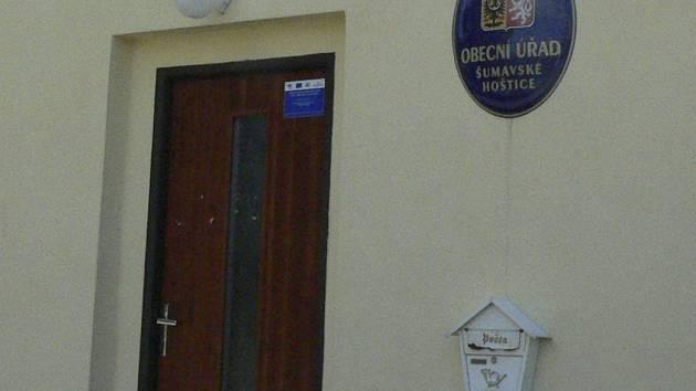 Zastupitelé schválili vypracování projektu na opravu kulturního domu v Šumavských Hošticích. Ilustrační foto.