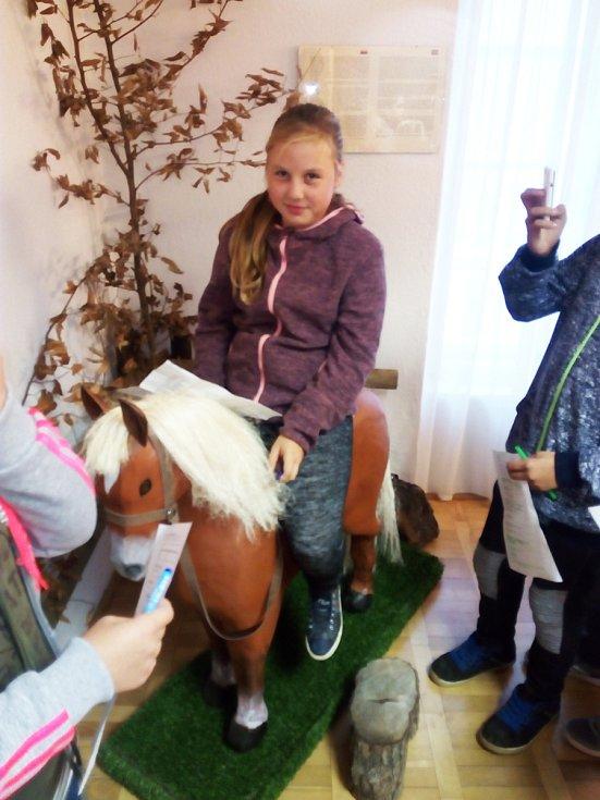 Žáci šestých tříd ze ZŠ ve Vodňanské ulici v Prachaticích poznávali historii Netolic.