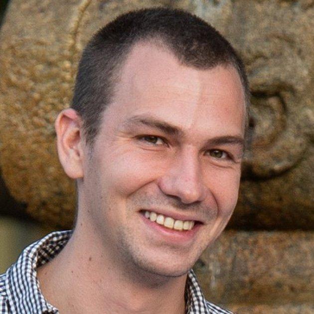 Jindřich Boura, 26let, státní zaměstnanec - vrchní referent projektů EU ODS.