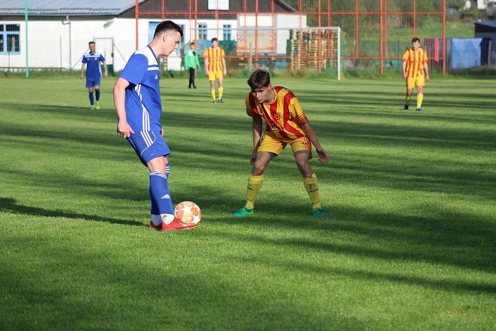 Fotbalisté Čkyně budou hrát od další sezony I.A třídu.