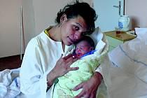 Federico Holub  se narodil v prachatické porodnici ve středu 19. prosince v 00.55 hodin. Vážil 2900 gramů a měřil 46 centimetrů. Rodiče Nikola a František jsou z Volar. Na brášku se těšili sourozenci Sebastian (3 roky) a Samuel (6 let).